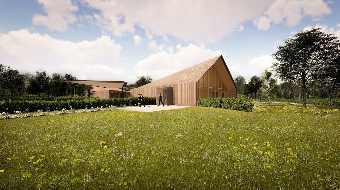 Decision Close on Oxted Crematorium